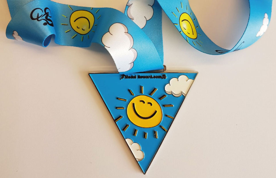 Summer Smiles Medal