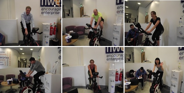 Nwes Spin Collage