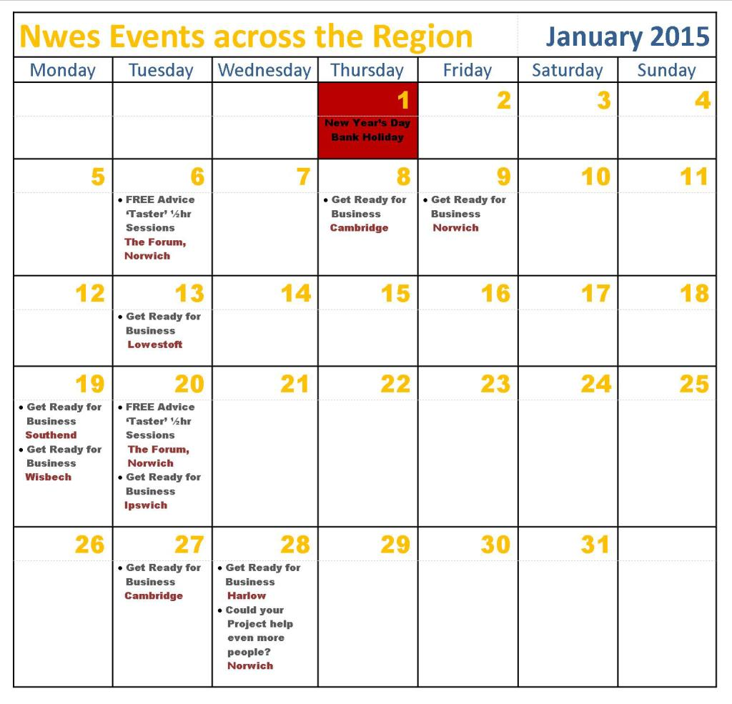 Jan 2015 Nwes