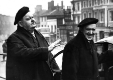 Laurel and Hardy in Norwich